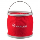 HARLEM HL802 Multifuction Foldable Portable Thicken Car Bucket (9L)