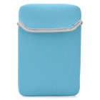 "Protective Neoprene Inner Bag Pouch for iPad Mini 7"" - Blue + Grey"