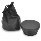 High Definition 0.45X Super Wide Angle 58mm to 82mm Camera Lens - Black