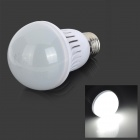 MLSLED MLS-QPC-3W E27 3W 250lm 6500K 36-3014 LED Cool White Light Bulb - White (AC 220V)