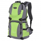 Local Lion 415 Outdoor Mountaineering Nylon Backpack - Green + Grey (32L)