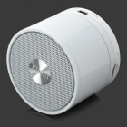 KUBEI 288K Mini Multifunctional Bluetooth V3.0 Handsfree Speaker w/ TF for iPhone - White
