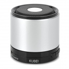 KUBEI 288B Portable Bluetooth V3.0 3.5mm Speaker w/ Mini USB / TF / MP3 for Iphone