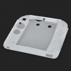 Protective Soft Silicone Case for Nintendo 2DS - Translucent White