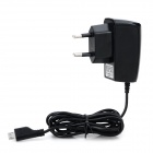 5V 700mA EU Plug Power Adapter for Sony Xperia Z / L36H / Xperia ZR / M36h + More - Black (100~240V)