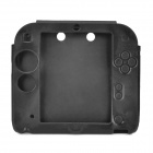 Protective Soft Silicone Case for Nintendo 2DS - Black
