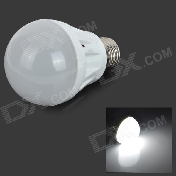 E27 5W 180lm 18-SMD 2835 LED ampoule blanche froide (100 ~ 240V)