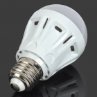 E27 5W 180lm 18-SMD 2835 LED Cold White Light Bulb (100~240V)