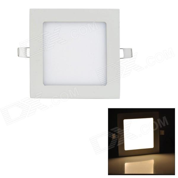 купить LSON G-009 9W 450lm 3000K 45-2835 SMD LED Warm White Light Square Style Ceiling Light (AC 85~265V) недорого