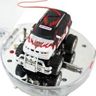 Miniature Remote Control Car in an Egg