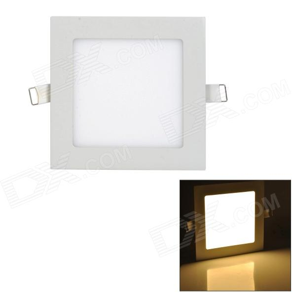 купить LSON G-012  Square Style 12W 600LM 3000K 60-2835 SMD LED Warm White Light Ceiling Light (AC 85-265V) недорого