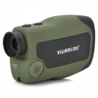 Visionking 6X25CL 4~600m Laser Range Finder - Grass Green + Black (1 x CR2 Battery)