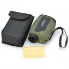 Visionking 6X25CL 4 ~ 600m Laser Range Finder - gresset grønt + sort (1 x CR2 batteri)