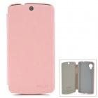 KALAIDENG Protective Flip-Open PU Leather Case for LG Nexus 5 - Pink