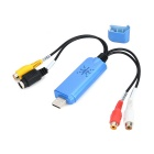 EasyCAP DC168P USB 2.0 Single Channel Video Capture Card