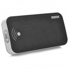 "Turtle Shell Style ""22000mAh"" Power Bank Charger w/ 2-LED Flashlight for Cell Phone / IPad - Black"
