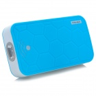 "Turtle Shell Style ""22000mAh"" Power Bank Charger w/ 2-LED Flashlight for Cell Phone / IPad - Blue"