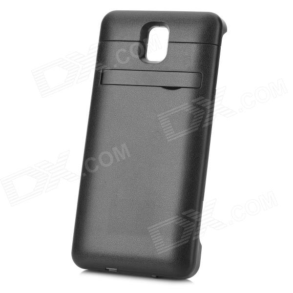 External 5500mAh Power Battery Charger w/ Back Case + Charging Cable for Samsung Galaxy Note 3