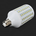 KX-262YMD E27 15W 1800lm 102-5050 SMD LED Cold White Light Lamp (220V)