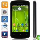 "Lenovo A690 MTK6575 Android 2.3.6 WCDMA Bar Phone w/ 4.0"", FM, Wi-Fi and GPS - Black"