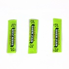 Bleeding Chewing Gum Toy Tricky - vert + noir (3 PCS)
