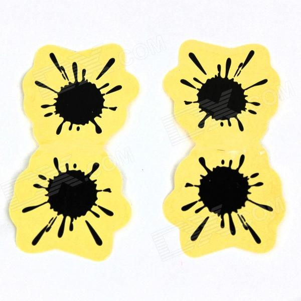 Whole Person Ink Tricky Toy - Light Yellow + Black (4 PCS)
