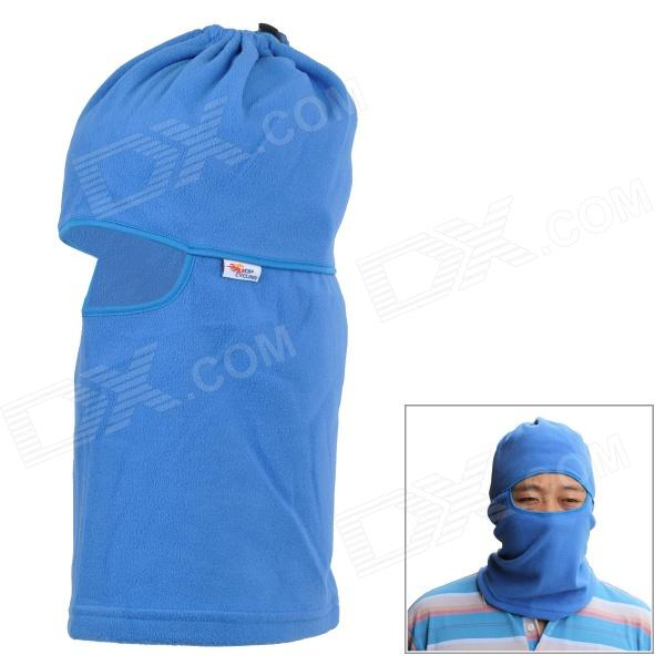 TOPCYCLING Cycling Fleeces Warm Face Mask - Blue