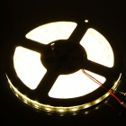 72W  300 x SMD 5050 LED Warm White Waterproof Car Decoration Light Strip (12V / 5m)
