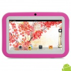 "BENEVE ARM-MM 7"" Android 4.2 Dual Core Tablet PC w/ 1GB RAM / 8GB ROM for Kids - Pink + White"