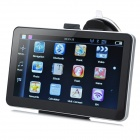 "ACSON M070 7"" Windows CE 6.0 Touch Screen GPS Navigator w/ Bluetooth / AV-IN / US+CA Maps- Black"