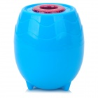 CH-J2  ABS Universal 2W USB Multifuntional Flower Humidifier - Blue