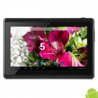 BENEVE ARM M7D 7.0' Android 4.2 Dual-Core Tablet PC w/ 512MB RAM / 8GB ROM - Black