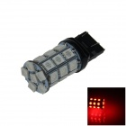 7443 / 7440/T20 6W 540lm 27 x SMD 5050 Red Car LED de dirección / freno / luz de copia de seguridad / de cola (12 V)