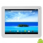 "Wopad M97 9.7"" Android 4.2 Quad Core Tablet PC w/ 1GB RAM / 8GB ROM / 2 x SIM - Silver + White"
