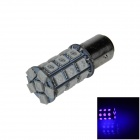 1157 / BAY15D 6W 540lm 27 x SMD 5050 LED Blue Car Backup Light / Brake Lamp / Signal light (12V)