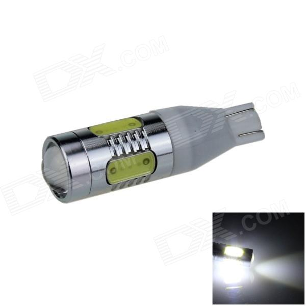 T15 / T13 / 921 7.5W 500lm 5-White LED Car lâmpada Apuramento / Side / Luz de backup (12 ~ 24V)