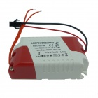 TL5D7X1W 7W LED Power Supply - White + Red (85~265V)