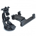 Support de ventouse universel support pour ipad / cell phone / tablette PC - noir