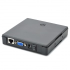 N120 UXP Multiuser 100Mbps LAN Workstation Terminal with KVM+Sound (Support Windows/Linux)
