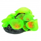 E4YK 598 Decorative Aquarium Lifelike Artificial Soft Aquatic Plants