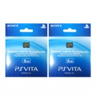 Genuine Memory Card For PSVita 8G (2 PCS)