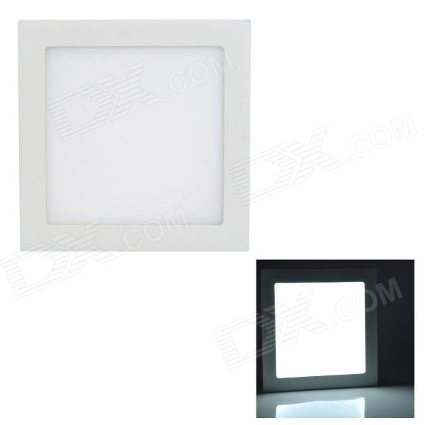 купить LSON G-018 Square 18W 900lm 6000K 90-2835 SMD LED White Panel Lamp - White (AC 85~265V) недорого