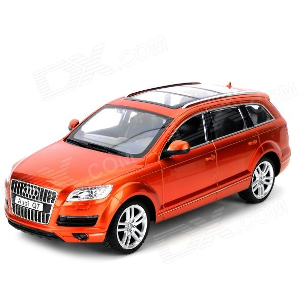 AK AK56068 1:16 1.5-CH 27MHz Audi Q7 R/C Car - Orange david parmenter key performance indicators developing implementing and using winning kpis