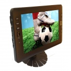 9 inch Portable ATSC & NTSC LED TV Television - Black