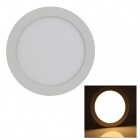 LSON 18W 900lm 3000 K 90-2835 SMD LED Warm White Panel lámpara - blanco (AC 85 ~ 265V)
