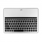 e-J KB651 Universal Bluetooth Aluminum Alloy 82-Key Wireless Keyboard for Tablet PC