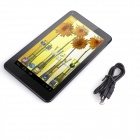 "ICOO D70M3 7"" Dual Core Android 4.1 Tablet PC med 512MB RAM, 8 GB ROM"