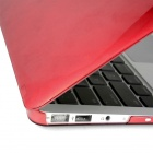 "ENKAY Crystal Hard Protective Case for Macbook Air 11.6"" - Red"