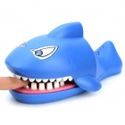 Estilo lindo Shark Music & Light Electronic Toy - azul (L) (2 x AA)