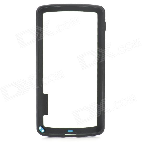swhat protective pc tpu bumper case for lg nexus 5